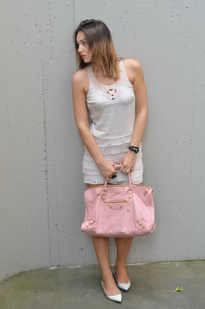 OUTFIT ROSA CIPRIA