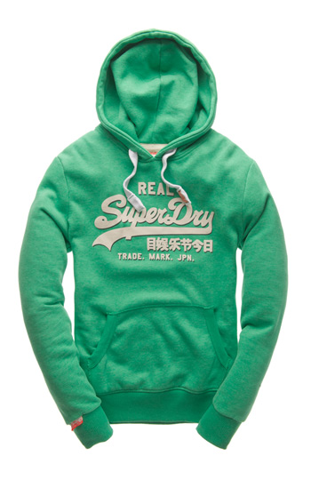 FELPE SUPERDRY