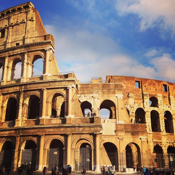 INSTA-GOWNS 3 rome